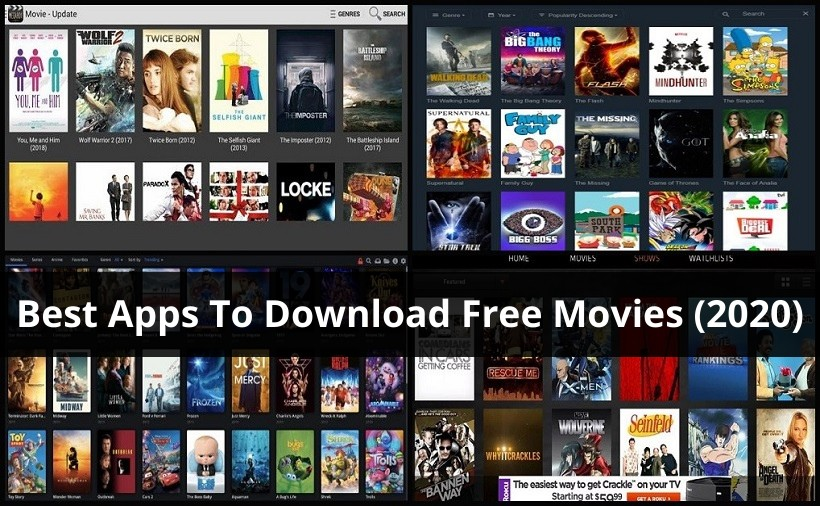 Free Movie Apps List To Watch Latest Movies Online In 2020 Top Apps