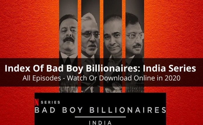Index Of Bad Boy Billionaires