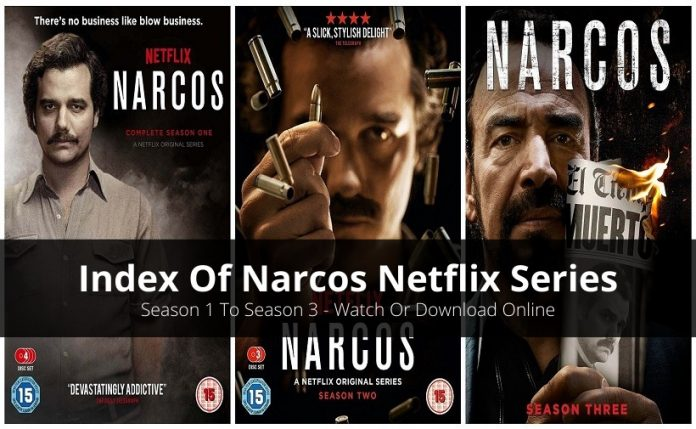 Index Of Narcos