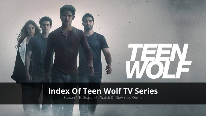 Index Of Teen Wolf