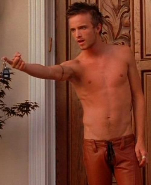 aaron paul shirtless pic 1