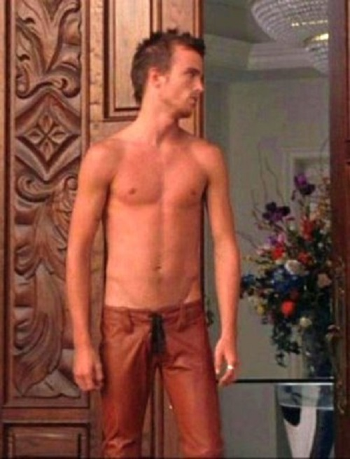 aaron paul shirtless pic 4