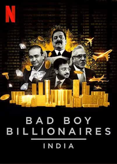 bad boy billionaires poster
