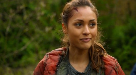 raven reyes character