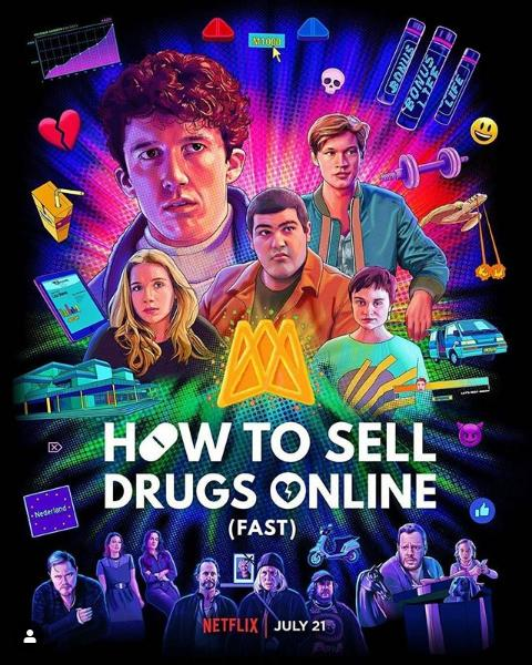 how to sell drugs online fast tv show