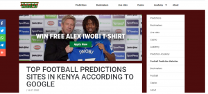 Kenya Predictions