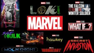 Marvel Web Series