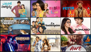 Telugu Netflix Movies Web Series